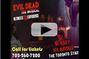 STAGE TUBE: Trailer of Sirc Michaels' EVIL DEAD THE MUSICAL