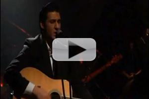 STAGE TUBE: Shawn Barker Pays Tribute to Johnny Cash at Le Capitole