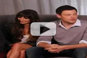 STAGE TUBE: GLEE Cast Chats Season 4 at Comic-Con