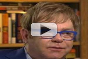 STAGE TUBE: Matt Lauer Interviews Elton John on TODAY