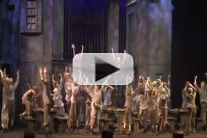 STAGE TUBE: Sneak Peek - OLIVER! at NC Theatre