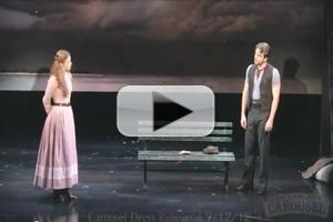 STAGE TUBE: Sneak Peek at Rehearsals for Goodspeed's CAROUSEL