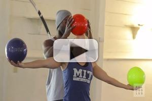 STAGE TUBE: Go Behind the Scenes of Pilobolus' AZIMUTH, Premiering Tonight, 7/18