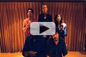 STAGE TUBE: Pentatonix Sing 'Love, Love, Love' from Scott Alan's Album LIVE