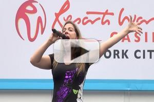 BWW TV: WICKED Performs at Broadway in Bryant Park 2012!