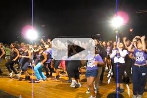 STAGE TUBE: R.Evolución Latina's DARE TO GO BEYOND Children's Arts Camp Finale