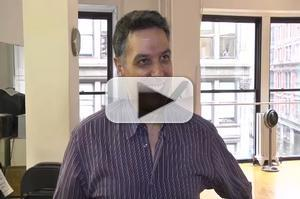 BWW TV EXCLUSIVE: In Rehearsal with CHESS - Robert Cuccioli, Drew Sarich, Natascia Diaz & More!