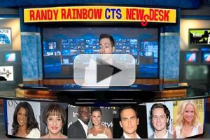 BWW TV EXCLUSIVE: CHEWING THE SCENERY WITH RANDY RAINBOW Ep. 9 - Sutton Foster, Jeremy Jordan & More!