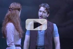 BWW TV: Teal Wicks & James Snyder in Goodspeed's CAROUSEL- Highlights!