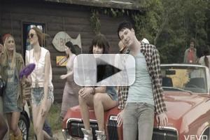 STAGE TUBE: Watch Owl City and Carly Rae Jepsen's New 'Good Time' Video
