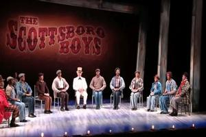 STAGE TUBE: THE SCOTTSBORO BOYS Hits the Old Globe - Show Montage!