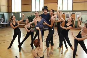 BWW TV LA Exclusive: Inside Rehearsal with Kind, Ferguson, Romijn, Beach, Bart, Cook & More for THE PRODUCERS at The Hollywood Bowl!