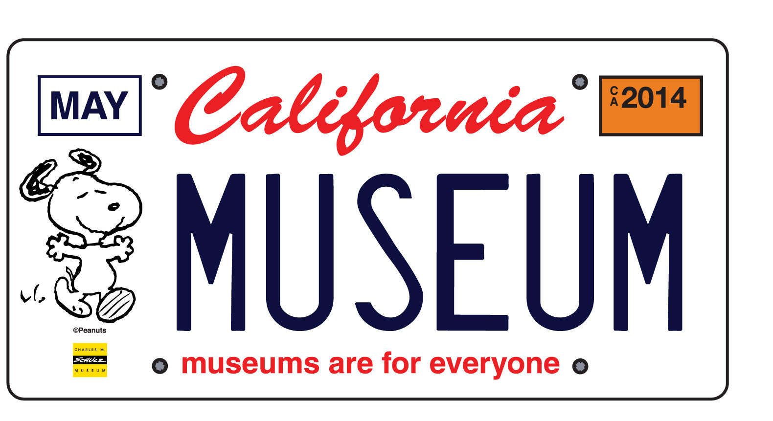 California Legislature Recognizes Museums, Snoopy License Plate to Fund Museums
