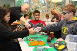 Y.A.L.E. School Neuropsychologist Co-Authors Book on LEGO Clubs for Children with Autism