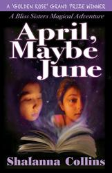 Lucky Dog Books Announces YA Magical Mystery Novel Series 'April, Maybe June', 6/14