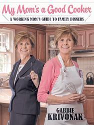 Gabbie Krivonak Releases New Cookbook for Working Mothers