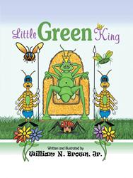 William Brown Jr. Releases LITTLE GREEN KING