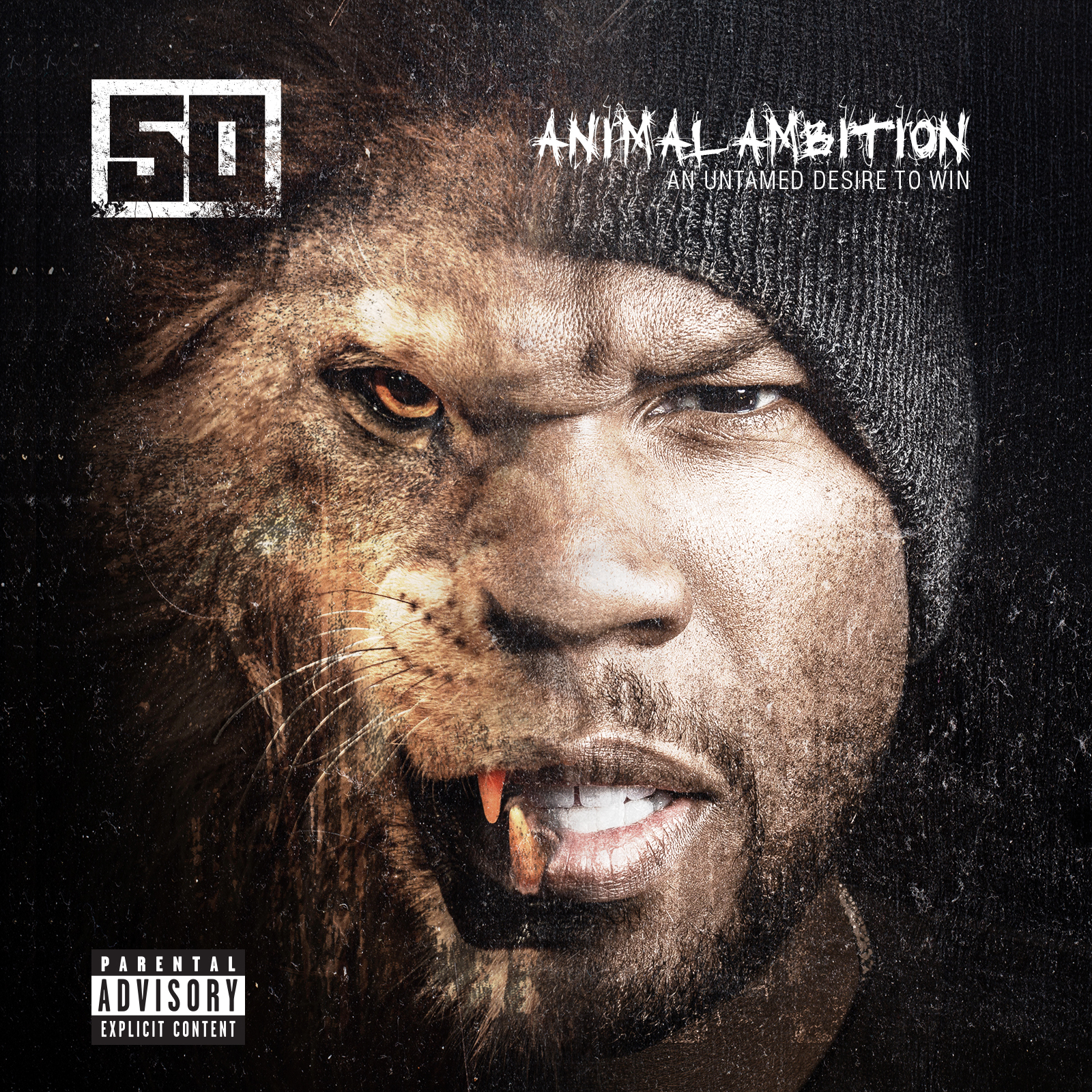 50 CENT's 'Animal Ambition' Album' to Be Released 6/3