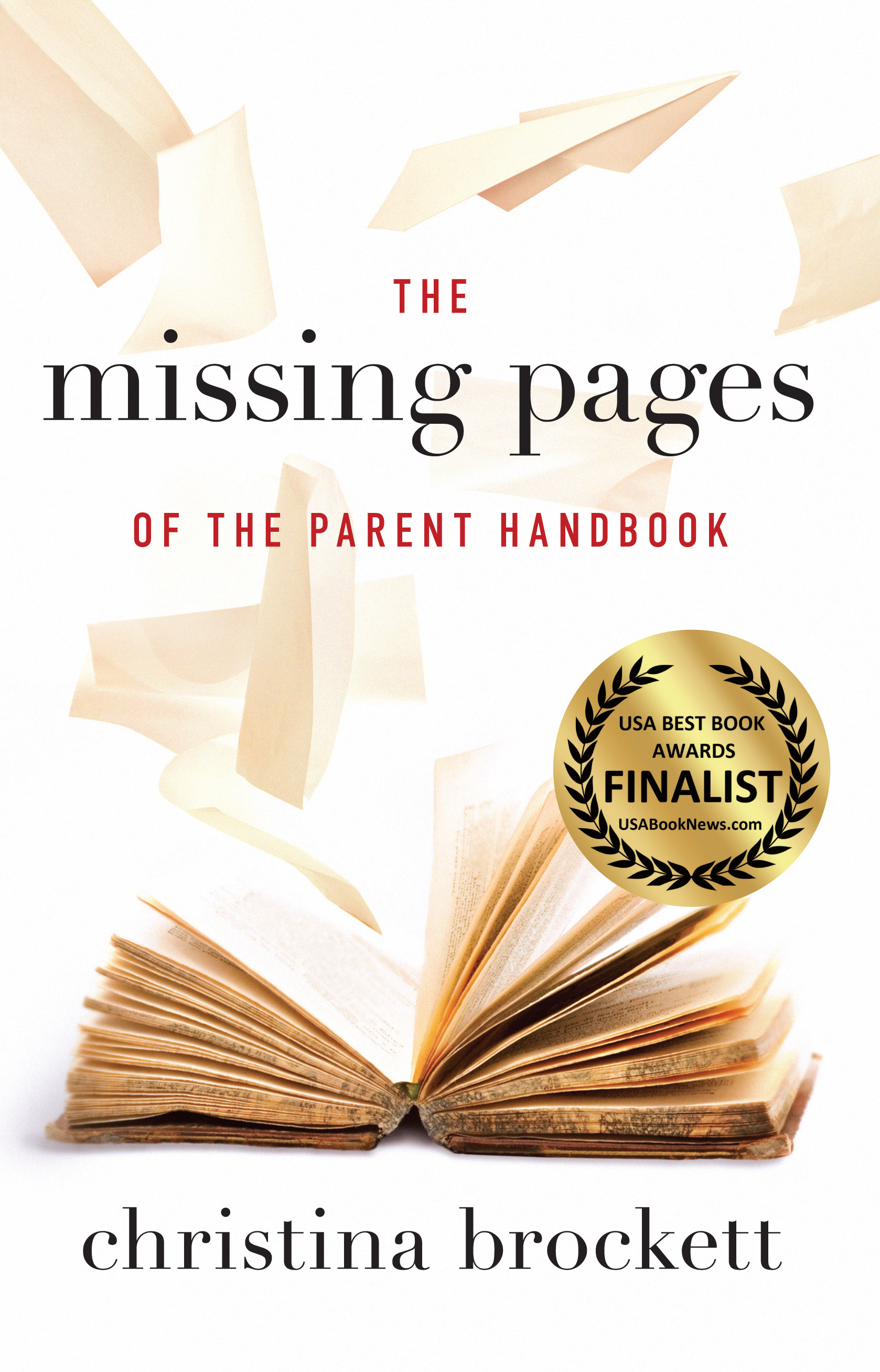 'The Missing Pages of the Parent Handbook' Wins Multiple Awards