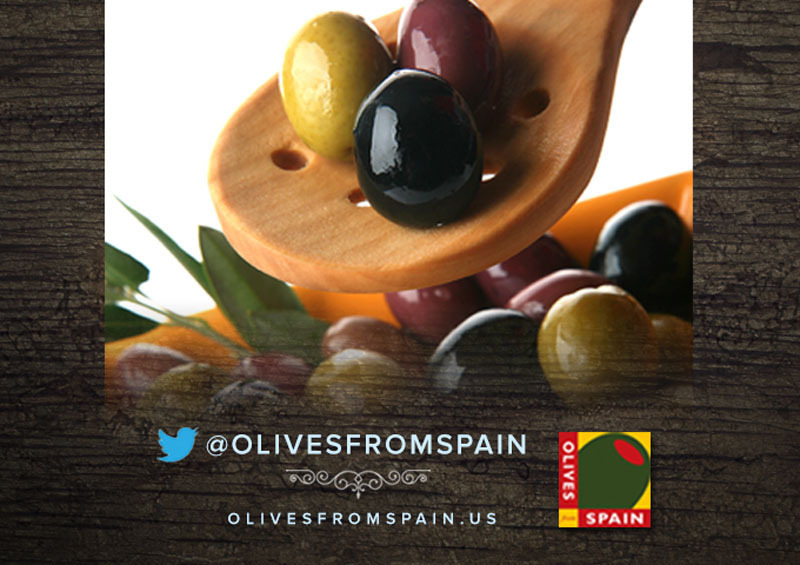Only Olives From Spain Dares Tantalize Your Palette With All New Seamus Mullen Recipes