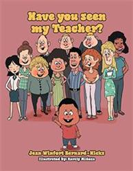 New Book 'Have You Seen My Teacher?' is Announced