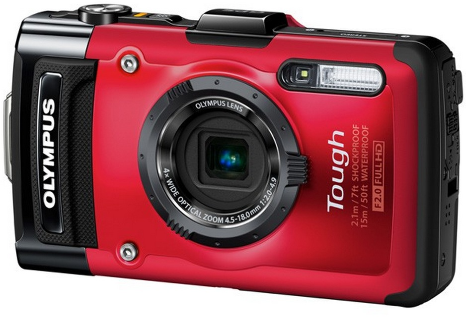 Olympus Adds 2 New Stylus Tough Cameras to Rugged Line for 2013