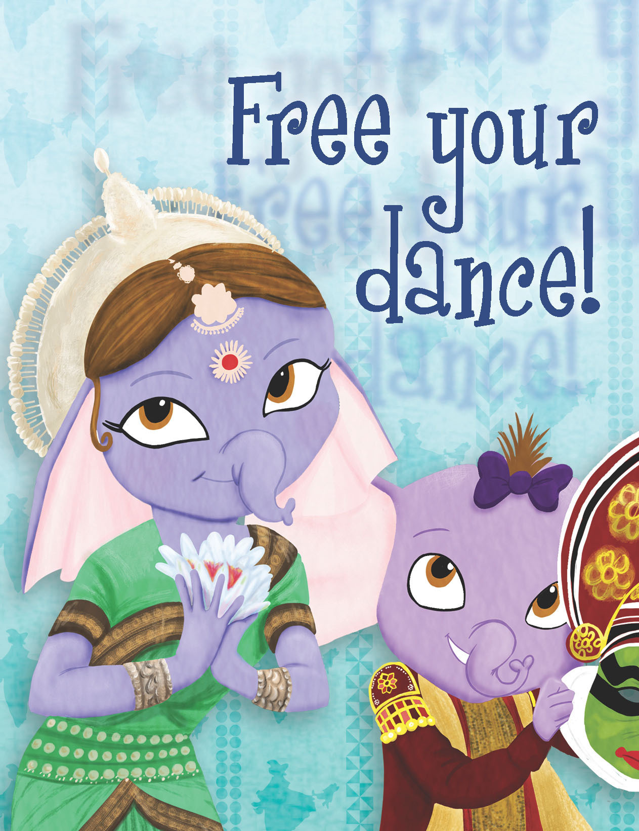 MAYA AND LEELA PRESENT: DANCES OF INDIA Sales to Support Two Entrepreneurs in India and More