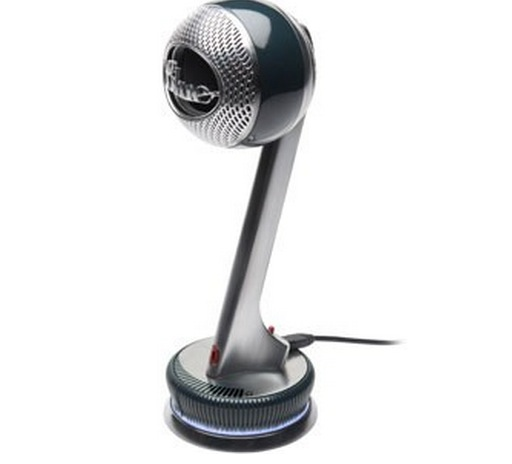 Blue Microphones Announces Nessie, Adaptive USB Microphone