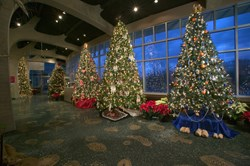 Meijer Gardens Celebrates The Holidays With CHRISTMAS AND HOLIDAY TRADITIONS AROUND THE WORLD Exhibition, 11/26-1/5