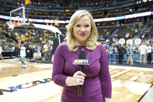 Rebecca Lobo Joins ESPN's Women's College Basketball ...