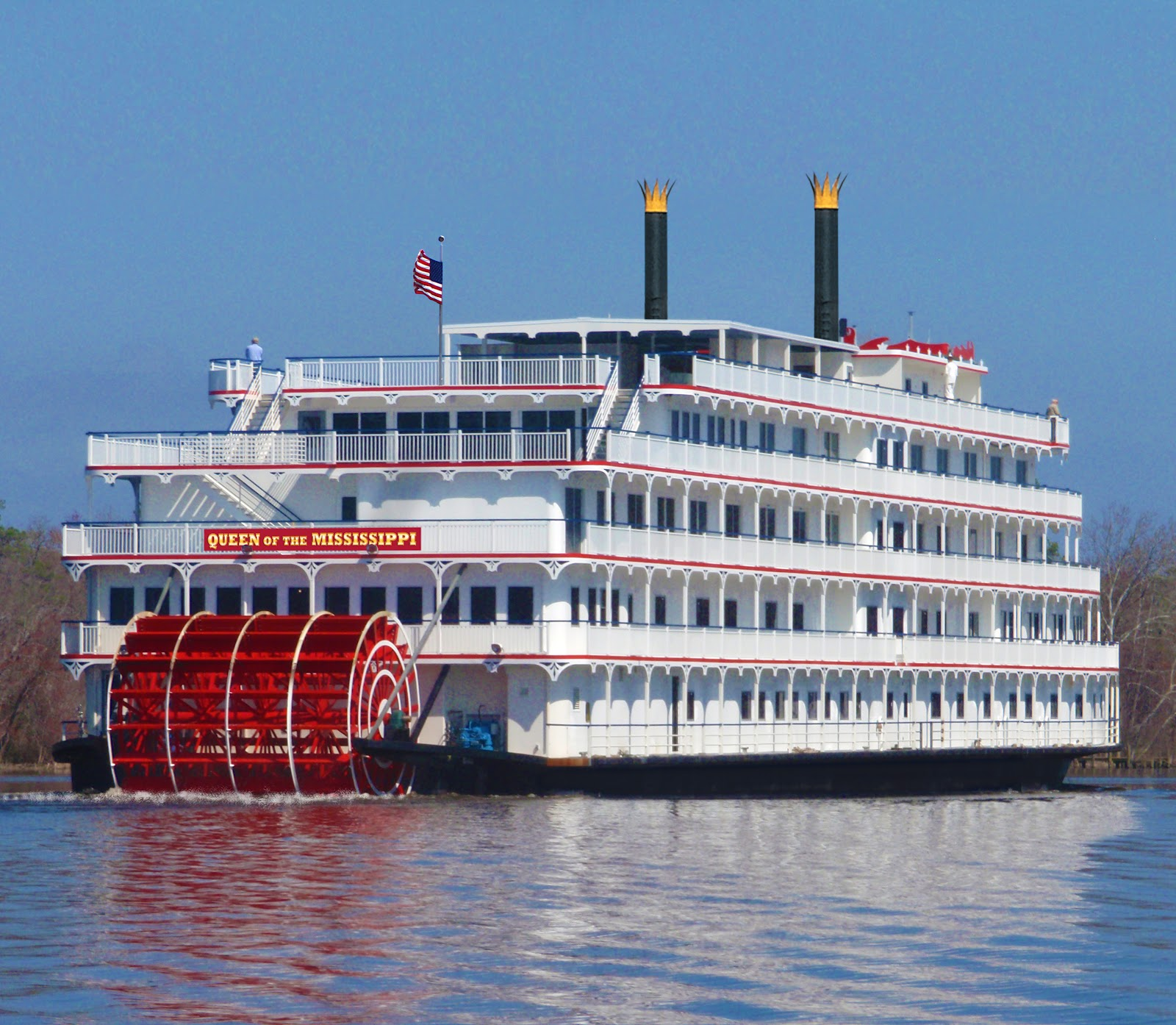 New Orleans Riverboats Tours