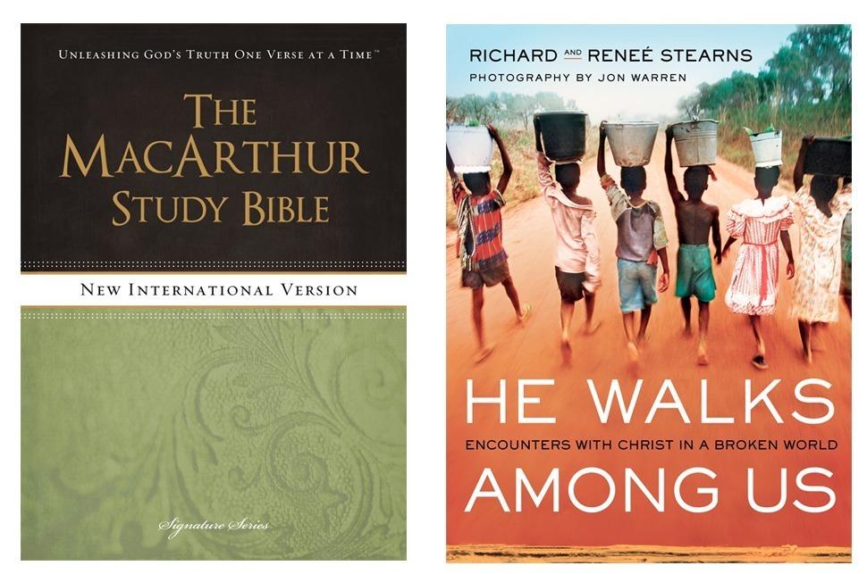Thomas Nelson Wins Christian Book Awards