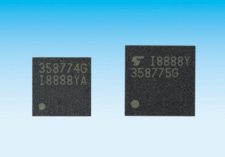 Toshiba Launches Low Power Consumption Interface Bridge for LCD Displays