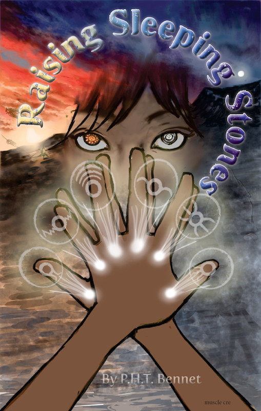 Raising Sleeping Stones Fantasy Novel is Released