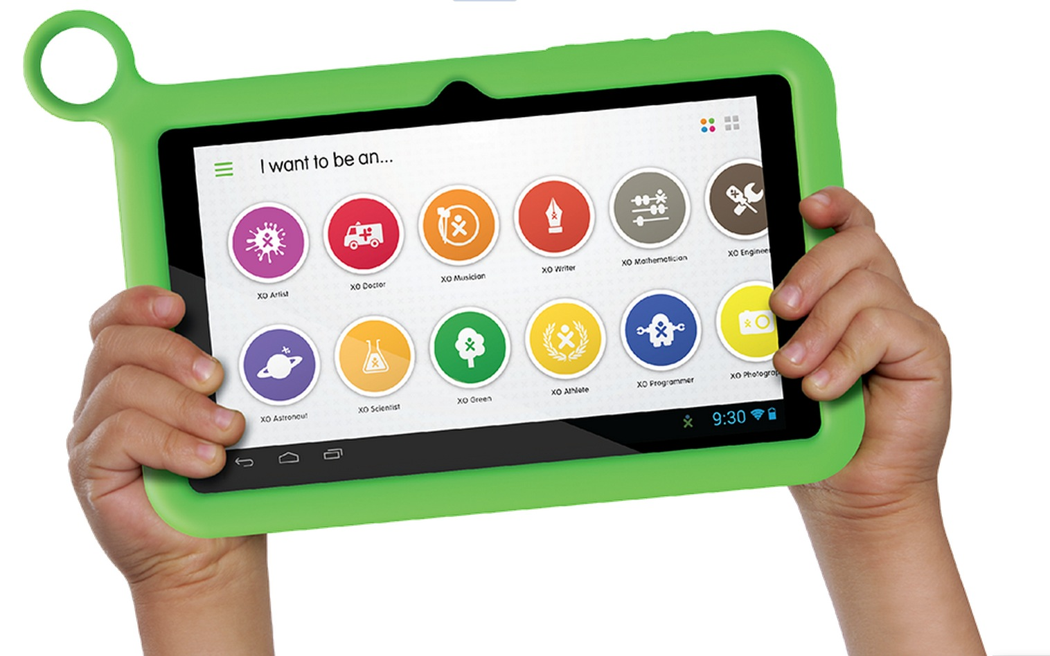 Family Friendly XO Tablet Debuts at Walmart for $149