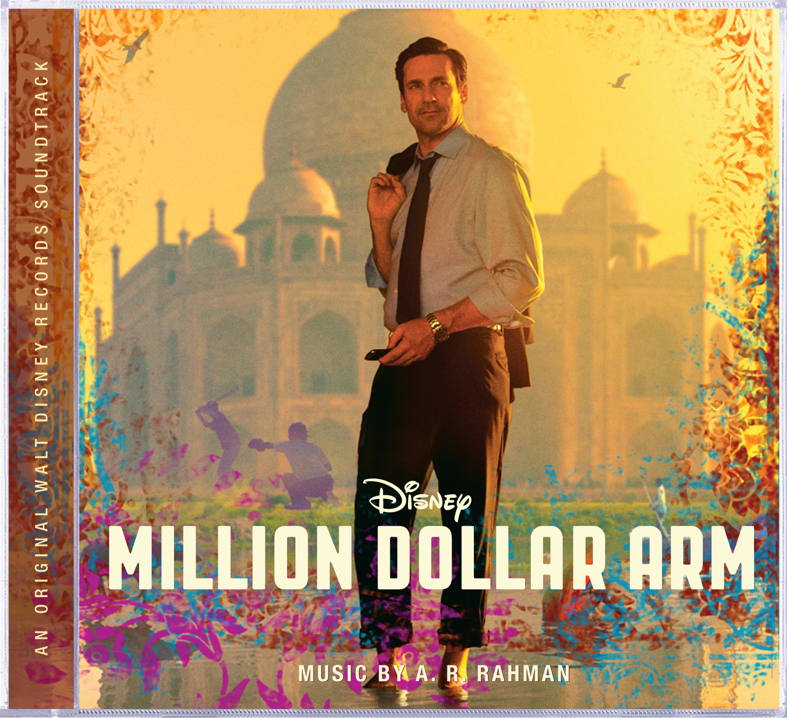 Walt Disney Records to Release MILLION DOLLAR ARM Soundtrack Next Week