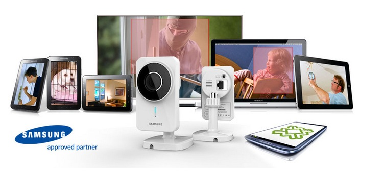 Samsung Techwin and iWatchLife Partner to Bring Intelligent Home Video Monitoring to Consumers