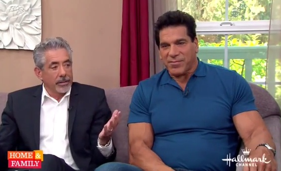 Lou Ferrigno Talks 'Wizard World' on Hallmark Channel's HOME & FAMILY