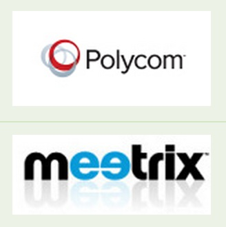 Polycom and Meetrix to Offer Cloud-Delivered Social Video Collaboration Solutions
