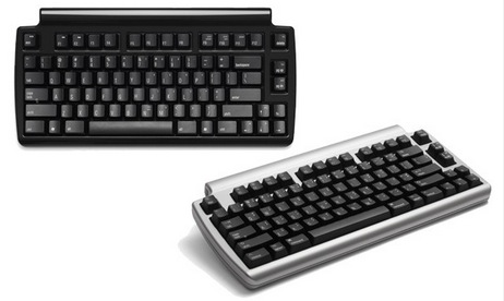Matias Says World's Quietest Mechanical Keyboard is now Smaller and Wireless