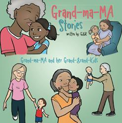 GigiK Shares 'Grand-ma-MA Stories' in New Book