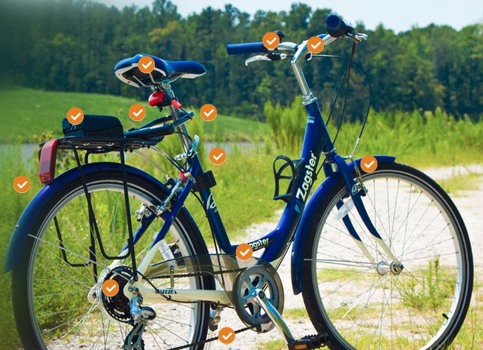Zagster and Roseland Offers Bike Sharing to New Jersey Apartments