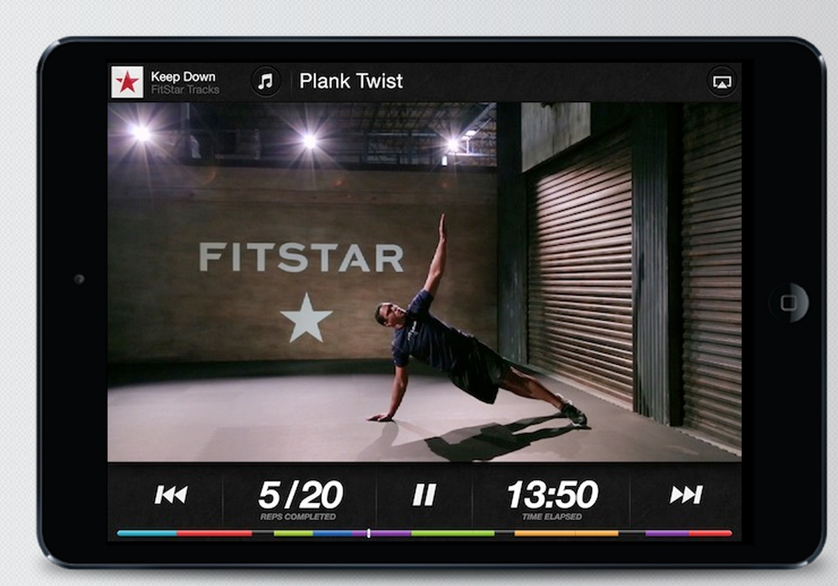 FitStar Announces Fitness App Featuring NFL Legend Tony Gonzalez