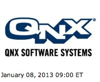 QNX Announces Release of QNX CAR Platform 2.0