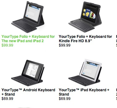 Belkin Launches Upgraded Ultimate Keyboard Case for iPad