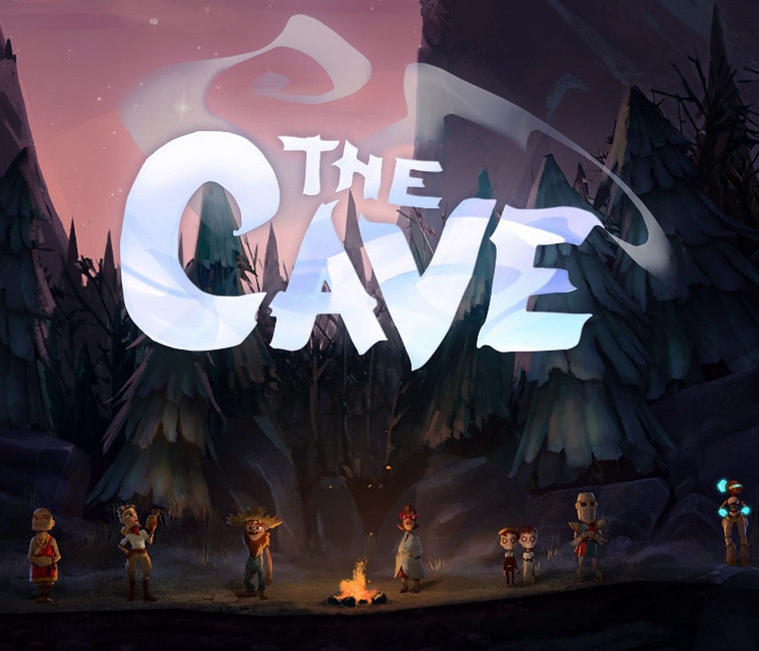 SEGA and Double Fine Launching New Game - THE CAVE