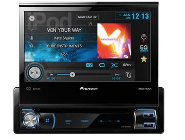 Pioneer Releasing In-Dash DVD Players