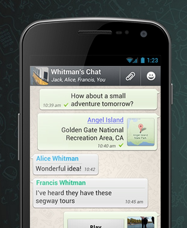 First Findings Released from Investigation of WhatsApp's violation of Privacy Laws