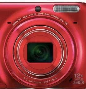 New Nikon Coolpix S6500 Adds Wifi