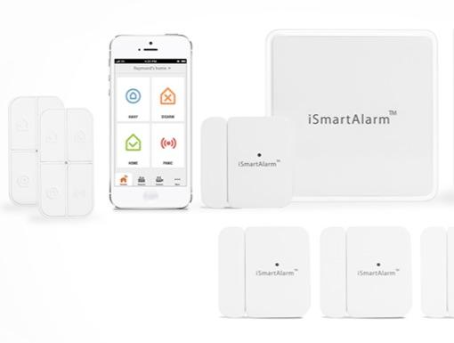 iSmartAlarm Launches Indiegogo Campaign